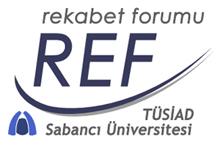 REF Sabancı logo